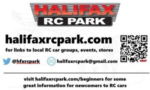 Halifax RC Park free-to-use Radio Control Car Track & Bash Park