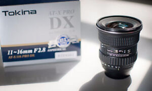 TOKINA PRO AT-X 11-16mm F2.8 SONY A MOUNT