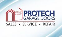 GARAGE DOORS& ELECTRIC OPENERS SALES AND SERVICE EXPERTS