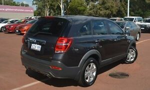2014 Holden Captiva CG MY14 7 LS Grey 6 Speed Sports Automatic Wagon Gosnells Gosnells Area Preview