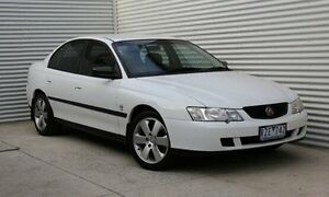 2003 Holden Commodore VY Executive White 4 Speed Automatic Sedan Thomastown Whittlesea Area Preview