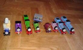 Thomas tank engine magnetic trains
