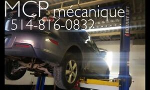 Changement d'embrayage Mazda 3/5 pour seulement 460$
