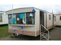 6 Berth Static Caravan For Sale on Family Holiday Park on East Coast just a short walk to Beach
