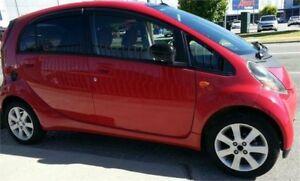 2007 Mitsubishi i HA Red Automatic Hatchback Perth Perth City Area Preview