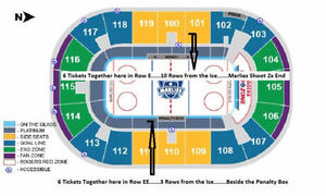 ++TORONTO MARLIES Round 3 Playoffs Tickets for Sale++(TOMORROW)