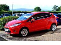 Ford Fiesta titanium 1.6 diesel **low Mileage**