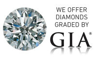 Diamants certifiés par - GIA - Certified diamonds .30 - 10 CT