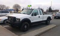 2006 Ford F-250 6.0 Powerstroke 4x4 Auto Crew Cab Long Bed