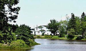 69 EVERGREEN DR - SHEDIAC, NB - WATERFRONT HOME $382,000!
