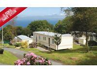 Sited static caravan 3 bedrooms Bideford Bay Holiday Park