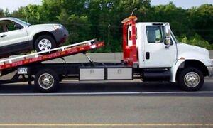 REMORQUAGE 7/7. Achat auto camion pour scrap 514-652-8888