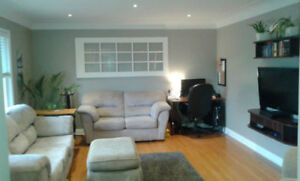 All Inclusive - 3 bedroom in detached home