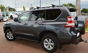 2014 Toyota Landcruiser Prado KDJ150R MY14 GXL Grey 6 Speed Manual Wagon Gosnells Gosnells Area Preview