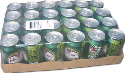 24x0,33L Guarana Antarctica brasilianische Saft Limonade Brasilien Limo