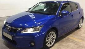Lexus CT 200h 1.8 CVT 2011MY SE-L FROM £45 PER WEEK!