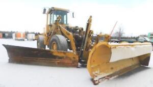 loader Snow Plow gear