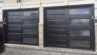 Garage door opener Instulation & broken spring repairs