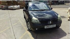 Renault Clio 1.2 - very low mileage, excellent condition