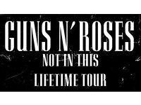 Guns N' Roses - 2 Tickets for Queen Elizabeth Olympic Park - London