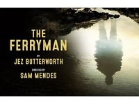 2 x The Ferryman Play Royal Court Tonight (directed by Sam Mendes)