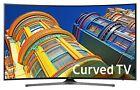 Samsung UN65KU6500 65 Black LED UHD 4K Curved Smart HDTV
