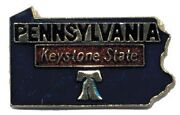 Pennsylvania Lapel Pin