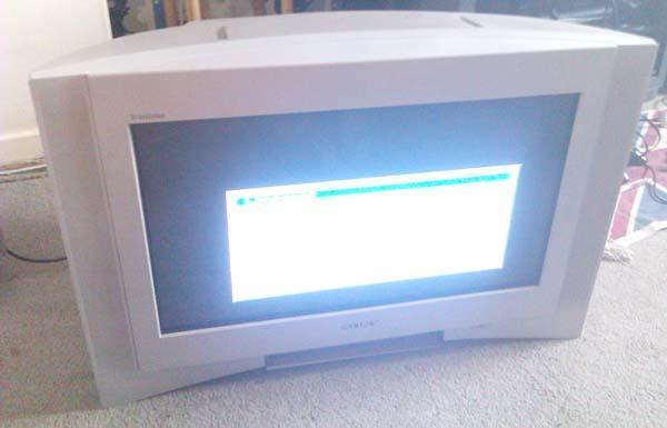 Sony Crt Widescreen Buy  Sale And Trade Ads