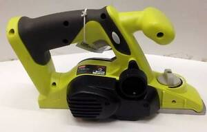 Ryobi One+ 18V Cordless 50mm Planer - Skin Only  #103899 Caboolture South Caboolture Area Preview
