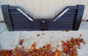 Louvered Dodge Pickup Tailgate
