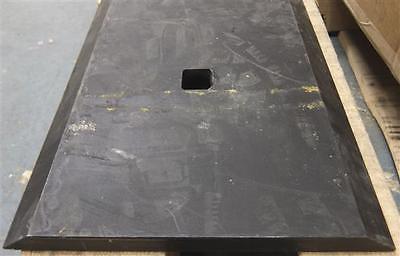 Bulldozer Case Loader Front End Loader Bucket Center Cutting Edge L125171