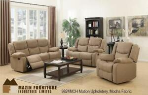 Best tan fabric recliners on sale (MA827)