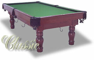 Canada Billiard 'Classic' Pool Table