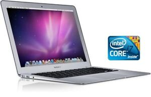 "Macbook Air 13"" i7 avec 8Gb et 500 SSD Flash Seulement 1199$"