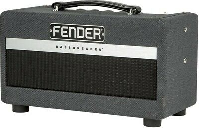Fender Bassbreaker 007 Head - (Fender Head)