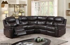 MOTION SECTIONAL RECLINER WITH LEFT-FACING CHAISE | RECLINING SECTIONAL | CITY OF TORONTO (BD-516)