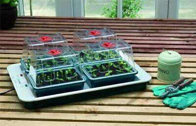 4 Top Automatic Temperature Control Electric Propagator Home Gardening