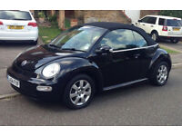Beetle 1.6 convertable