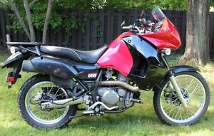 KLR 650 2010 14,958 Km $3500 Firm, Serious Inquiries Only.