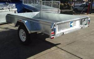 Brand New Trailer  8 x 5 BOX FULLY WELDED ,Hot dip Galvanised Cleveland Redland Area Preview