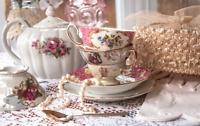 Vintage China Rentals/Wedding and Baby Showers/Weddings/Parties/