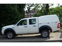 Ford ranger 08 crew cab pick up diesel