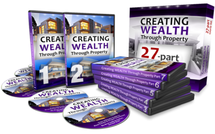 Creating Wealth Through Property Course