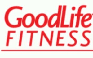 Wanted Goodlife friends and family membership