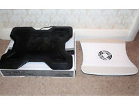 2 x LAPTOP / Notepad COOLING PADS / Trays