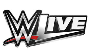 WWE Live! in Halifax. Aug 25, 2018 - 2 Ringside Seats