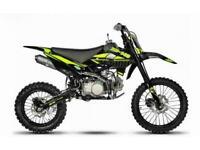 Stomp Z3-140 Big Wheel Off road kid/teen/adult pit bike new