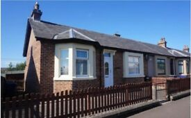 VIEWING SAT 26 MAY 12-2PM EIGHTH STREET NEWTONGRANGE, 2 BED SEMI COTTAGE