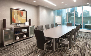 10% OFF Yonge & Richmond Meeting Rooms Fully Equipped - Hour/Day