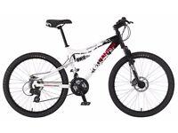 Apollo Kanyon adult bike, initial price 220
